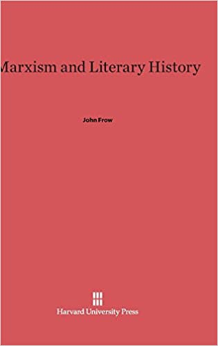 Marxism and Literary History