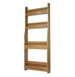 Oak Tall Storage Rack For Pantry \u0026 Larder Doors Handy Oak Shelve  sc 1 st  Amazon UK & Oak Tall Storage Rack For Pantry \u0026 Larder Doors Handy Oak Shelve ...
