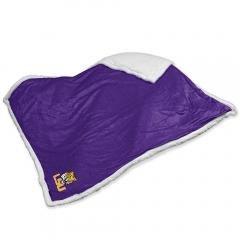 LSU Tigers NCAA Soft Plush Luxurious Sherpa Throw Blanket