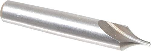 #0 Plain Cut, High Speed Steel Combo Drill & Countersink pack of 10 by Link Industries