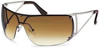 Damen Sonnenbrille Art. 9012, mit durchgängigem Panoramaglas -erhältlich in verschiedenen Farben