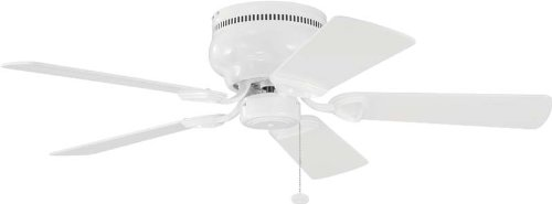 Kichler 339017WH 42-Inch Stratmoor Fan, - Mission Accent Transitional Lamp