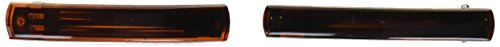 Price comparison product image Caravan Small Gallia Bar Barrettes In Tortoise Shell Or Colors Pair