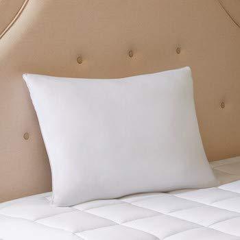 - Smart Cool Hypoallergenic Microfiber Pillow, Casual Coolmax Down Alternative Pillows, Standard/Queen : 20X28, White