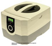 SHARPERTEK: Professional Digital Ultrasonic Cleaner, Medical, Parts and Dental Clinics CD-4800