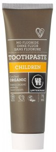Organic Mild Fennel Children's Toothpaste- Made in Denmark by Urtekram, 75 Ml.