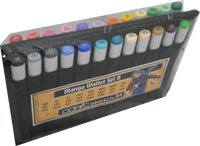 24B - Copic Sketch Set 24 B Manga Wallet Marker by Copic