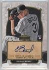 Eddie Butler #54/100 (Baseball Card) 2014 Topps Triple Threads - Rookie Autographs #TRA-EB
