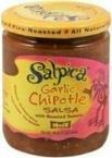 Frontera Garlic Chipotle Salpica Salsa Hot - 16 oz