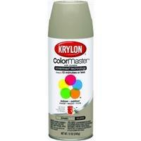 Krylon K05250407 Khaki Interior and Exterior Decorator Paint – 12 oz. Aerosol