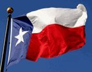 product image for Valley Forge 4x6 FT Koralex Fully Sewn TX Texas Flag 2 Ply Polyester Commercial Grade