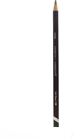 ダーウェントColoursoft鉛筆(ダークブラウン) 5個SKU # 1823134 MA B015TAZ9EM