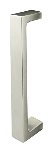 INOX PHIX45714BTB-32D Mortise Pull Handle, Satin Stainless Steel by INOX