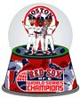 Boston Red Sox 2007 World Series Champions Snow Globe