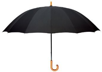 leighton-umbrellas-doorman-black-w-grey-stripes