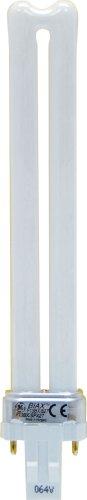 (GE Lighting Energy Smart CFL 97571 13-Watt, 825-Lumen Biax Light Bulb with Gx23 Base, 10-Pack)