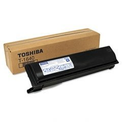 NEW TOSHIBA OEM TONER FOR ESTUDIO 163 - 1 STANDARD YIELD BLACK TONER (Printing Supplies)