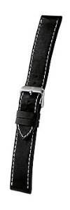 Victorinox Swiss Army Chrono Classic Black Leather strap #003745 - Chrono Classic Ladies Watch