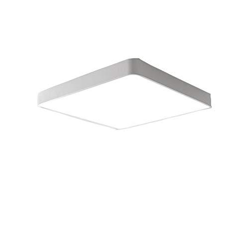 Amazon.com: Lámpara de techo ultrafina LED de 12 W, tamaño ...