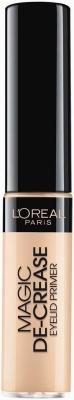 L'Oreal Magic De-Crease Eyelid Primer - Nude (Pack of 2)