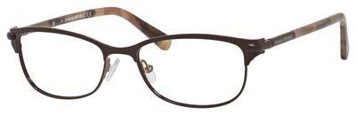 Banana Republic Serafina 0PSE Satin Brown Eyeglasses