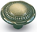 Amerock BP776-AE 1-1/4-inch Knob Antique ()