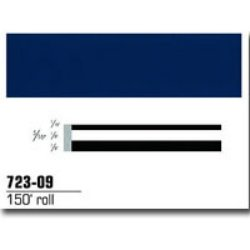 Dark Blue Custom Striping Tape - 3M Automotive (3M 723-09) 3M Scotchcal Dark Blue Custom Striping Tape