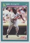 1991 Score # 200 Kirby Puckett Minnesota Twins Baseball Card ()