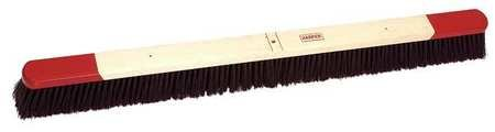 Push Broom Head Synthetic 42 Inch Block by Harper