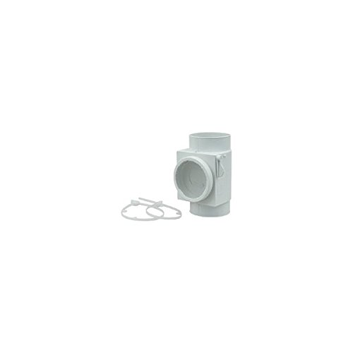 Price comparison product image Dundas Jafine CHK100ZW Dryer Vent Heat Keeper