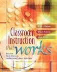 Classroom Instruction That Works 1st (first) edition Text Only pdf epub