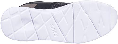 Herren DVS Premier Black Olive Schwarz Gold Sneaker FnP6a4