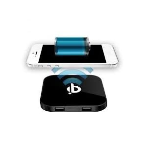 IPHONE X 8 8 Plus Wireless Charger New And Improved Fast Charging Compatible With All Other QI Enabled Devices