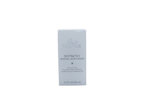 Nutrius Distinctly Original Moisturizer, 4.2 Fl Oz