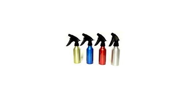 Amazon.com: 4 aluminio botella de aerosol atomizador Niebla ...