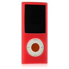 durable-flexible-soft-silicone-skin-cover-case-for-apple-ipod-nano-4th-generation-red