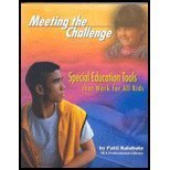 Meeting the Challenge : Special Education Tools That Work for All Kids, Ralabate, Patti, 0810620227
