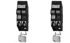 Eaton CH250GF Ch Series 2-Pole Gfci Breaker, 3/4'', 120 Vac, 50 Amp, 1'' x 1'' x 1'' (2-(Pack))