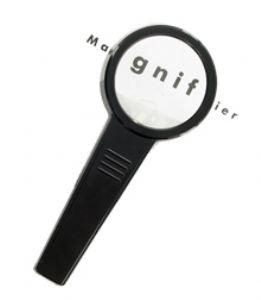 - Apollo 2 Bifocal Round Handheld Magnifier (2X Magnification 6X Bifocal)