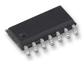 IC, 74HC CMOS, SMD, 74HC08, SOIC14 CD74HC08M By TEXAS INSTRUMENTS CD74HC08M-TEXAS INSTRUMENTS