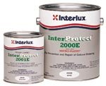Primers Interlux (Interlux Y2002EKIT/QT InterProtect 2000E Epoxy Primer Kit (White), 32. Fluid_Ounces)
