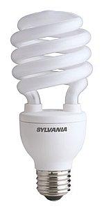 (OSRAM Sylvania GIDDS-611118 611118 Dulux El Spiral Compact Fluorescent Lamp, Mini, 23W, 4100K, 82 CRI, Medium Base, 120V s)