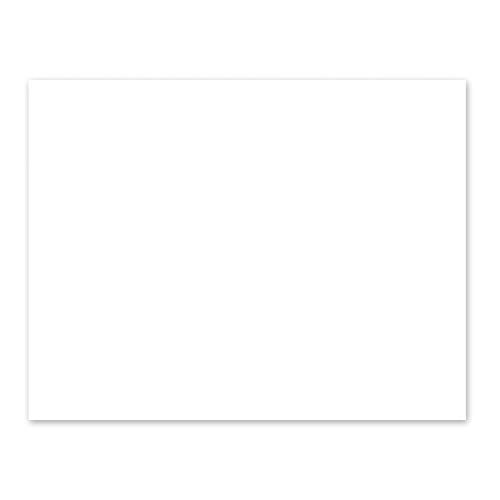 WallPops WPE2159 White Giant Dry Erase Decal,