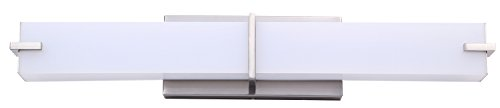 Cloudy Bay LED Bathroom Vanity Light,24 inch 4000K Cool White Bath Bar -