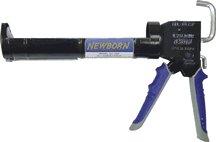 Newborn 301-xsp X-tra Super Power Cradle Frame Caulk Gun, 1/10 Gallon