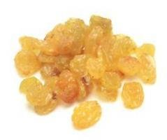 Spicy World Golden Raisins, Premium, 2 Pound