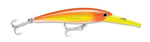 Rapala X-Rap Magnum 30 Fishing lure, 6.25-Inch, Hot Head ()