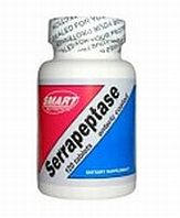 Serrapeptase (50,000 Units) - 120 Capsules