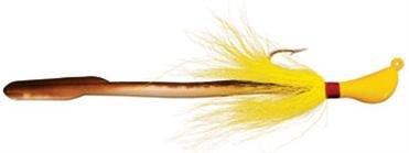 bomber-saltwater-grade-jig-n-eel-striper-jig-yellow-finish
