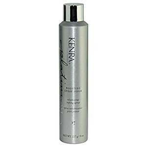 KENRA by Kenra PLATINUM BOOSTING SPRAY FOAM 8 OZ for UNISEX ---(Package Of 6)